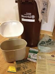 poubelle compost pour cuisine conseils pour faciliter le compostage et la gestion du bac brun