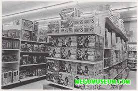 Mego Superheroes In 1975