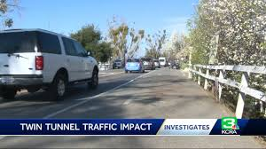 100 Used Trucks Sacramento Traffic From Twin Tunnels Construction To Impact Traffic Along