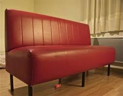 bar canapé canapé banquette vintage de bar à lyon meubles décoration