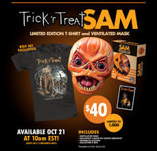 Halloween H20 Mask Unboxing by The Horrors Of Halloween Fright Rags Presents Trick U0027r Treat T
