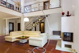 100 Interior Design Inside The House Of Big And Modern Ers Stock Photo Picture