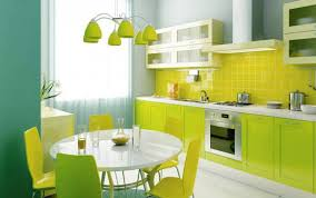 Inspiring Lime Green Kitchen And Decorating Ideas