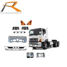 100 After Market Truck Parts With High Quality Market Made In Taiwan For Hino