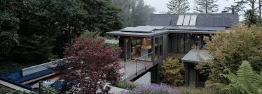 100 Feldman Architecture The Twin Peaks Residence Is Sited In The Northern California Woodlands