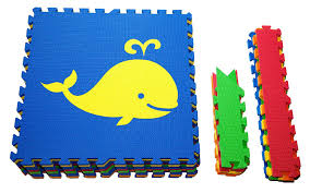 Foam Floor Mats South Africa by Amazon Com Softtiles Kids U0026 Baby Foam Playmat Nautical Ocean