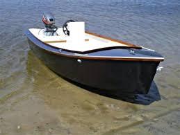 fast skiff 14 u0027 boat plans for amateurs
