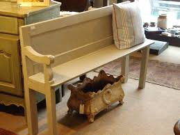 Bunch Ideas Narrow Upholstered Bench Militariart Image