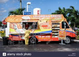 Colombian Food Truck Stock Photos & Colombian Food Truck Stock ...