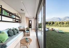 100 Modular Shipping Container Homes House Prototype By Cocoon Modules CocoMat