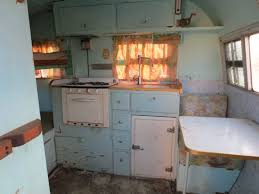 1952 Vintage Price RV Antique Travel Trailer Canned Ham Small Rare Old Camper In RVs