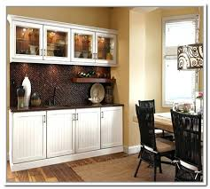 Dining Room Storage Cabinets New On Best Cameo 4 Piece Modular Grey Glass Door Wall Unit