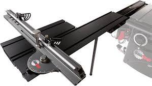 sliding crosscut table sawstop