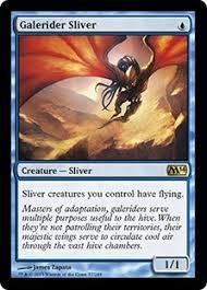 starcitygames com so you wanna build a sliver commander deck