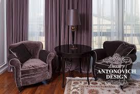 moderne vorhänge aus dem luxus designstudio antonovich