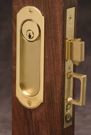 Accurate Lock Pocket Door Hardware