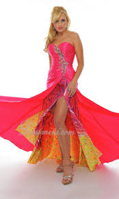 dresses that are short in front long in back prom dresses short