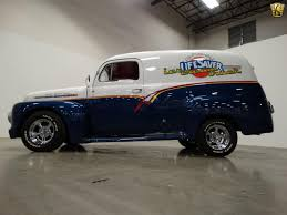 100 Ford Panel Truck For Sale 1952