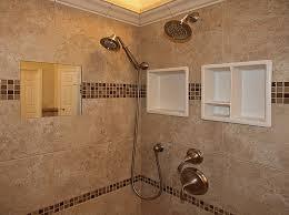 ceramic shower niche interior design ideas