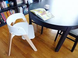 chaise b b stokke chaise tripp trapp blanche beautiful chaise haute evolutive stokke