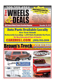 100 The Truck Stop Decatur Il November 30 2018 By Wheels And Deals Issuu