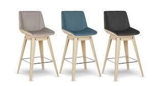 chaise bar 65 cm design en image