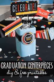 Graduation Decoration Ideas 2017 by Graduation Party Free Printables 2017 Frog Prince Paperie