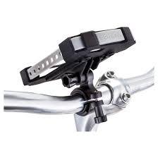 Schwinn Smartphone Bike Mount Black Gray Tar