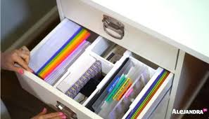 fice Drawer Dividers Shipping Drawer Organization How To