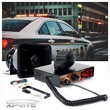 XPRITE 200W 12V Loud Speaker PA Horn Siren System Mic Kit Police Car ... Big Discount Outdoor Food Van Truck Pa System 40w Outdoor Use How To Install A Pa System In Your Vehicle 2011 F250 Powerstroke Speakers Speaker Systems Car 100w 12v 4 Oput Loudspeaker Antique Club Of Americas 38th National Meet In Macungie Pa Horn Blasters For My Future Pinterest Wolo Mfg Corp Emergency Vehicle Sirens New 2018 Ford F150 For Sale Lemoyne Near Harrisburg Used Gmc Sierra 2500hd Vehicles Forest City 115db Loud Air Siren Boat 7 Sounds 12v Alarm Police Fire Mic Larath 1 Set Auto 200w 8 Sound