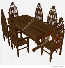 Antique Furniture: 3D Render Amazing Medieval Dning Table With 6 Chairs In Se3 Lewisham Artstation Medieval And Chair Ale Elik Calcot Manor Console Table Sims 4 Peasants Kitchen Counters Set Design Impressive Decoration Wayfair Round Ding Tapestry Banqueting Hall Wooden Floors Unique And Chairs Thebarnnigh Fniture Wikipedia Trestle Style China Cabinet Idenfication Battle Themed Chess Set