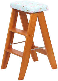 ChenDZ Racks Wooden Stair Chair Household 4-Step Step Stool Seat ... Amazoncom Portable Folding Stool Chair Seat For Outdoor Camping Resin 1pc Fishing Pnic Mini Presyo Ng Stainless Steel Walking Stick Collapsible Moon Bbq Travel Tripod Cane Ipree Hiking Bbq Beach Chendz Racks Wooden Stair Household 4step Step Seats Ladder Staircase Lifex Armchair Grn Mazar