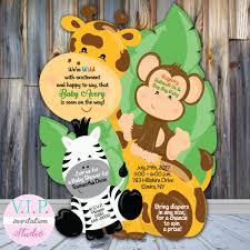 Giraffe Baby Shower Invitation Baby Shower Boy Bible Verse Baby