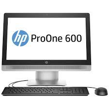 ordinateur de bureau hp hp proone 600 g2 v1f01ea pc de bureau hp sur ldlc com