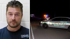 Buchanan County Jail Booking by Former U0027bachelor U0027 Chris Soules Arrested In Connection With Deadly