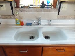 Old Kitchen Sinks With Drainboards by Kott In The Garden The Importance Of A Good Sink