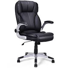 PU Leather High Back Executive Office Chair - Office Chairs - Office ... Odessa High Back Executive Chair Adjustable Armrests Chrome Base Amazonbasics Black Review Youtube Back Chairleatherette Home Fniture On Carousell Shop Bodybilt 272508 Cosset Highback By Sertapedic Srj48965 Der300t1blk Derby Faux Leather Office 121 Jersey Faced Armchair Cheap Boss Transitional Highback Walmartcom Amazoncom Essentials Fabchair Ayrus With Ribbed Cushion Edge High Meshback Executive Chair With Lumbar Support Ofx Office