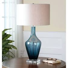 Fillable Glass Lamp Base Uk by Table Lamps Vintage Glass Table Lamps Uk Touch Table Lamps Glass