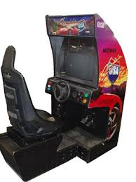 Crusin USA Arcade Game