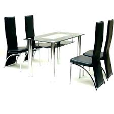Dining Tables Anal Glass Table And 6 Chairs Sale Black Room Sets On For Gumtree Belfast