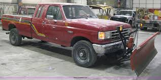1989 Ford F250 HD Custom SuperCab Plow Truck | Item B8461 | ... Pickup Trucks For Sale Snow Plow 2008 Ford F350 Mason Dump Truck W 20k Miles Youtube Should You Lease Your New Edmunds F150 Custom 1977 Truck Clazorg 2007 Xlsd 4x4 Plowutility 05469 Cassone 1991 Used Snow Plow With Western 1997 Oxford White Xl Regular Cab 4x4 19491864 F250 Heavy Trucks Cars Vehicles City Of Allnew Adds Tough Prep Option Across All Dk2 Plows Free Shipping On Suv Snplows