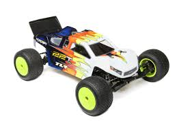 Race Kits: #TLR03015 - 22T 4.0 Race Kit: 1/10 2WD Stadium Truck