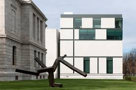 100 Architects Wings Art Of Americas Wing At The Museum Of Fine Arts Boston