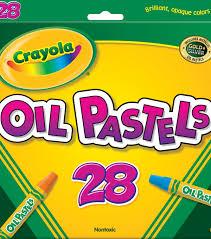 Crayola Bathtub Fingerpaint Soap by Crayola Oil Pastels 28pk Joann