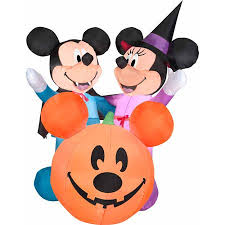 Cheap Halloween Airblown Inflatables by Buy 6 Airblown Inflatables Disney Mickey Mouse And Minnie Mouse