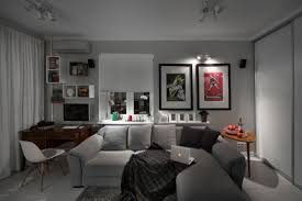 100 Bachelor Apartments Compact Pad Captures All The Right Details In An Eclectic