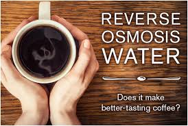Does Reverse Osmosis Water Make Better Coffee