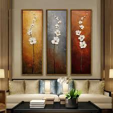 4Pcs Zen Bamboo Stone HD Picture Canvas Painting Modern Art Wall