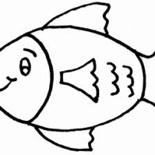 Coloring Pages Of Fish CartoonRocks