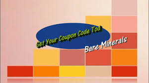 Printable Coupon Bare Minerals